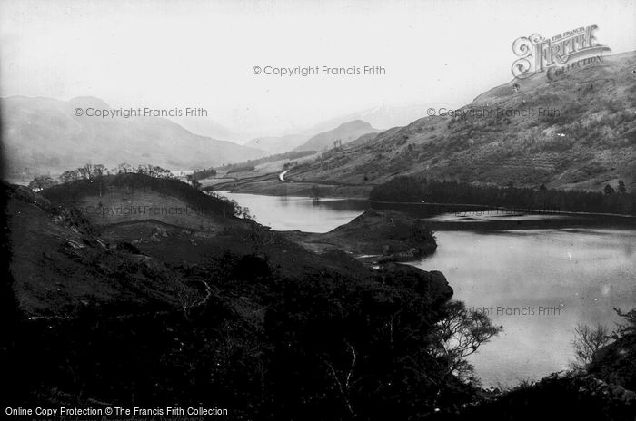 Thirlmere,Promentory And Saddle 1889