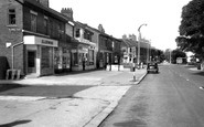 Photo of Thornton-Cleveleys, Victoria Road East c1960