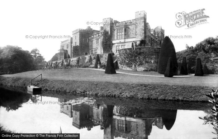 Photo of Thurland Castle, the Castle 1899