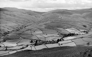 Thwaite, Village And Butter Tubs Pass c.1960