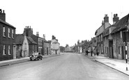 Example photo of Tickhill