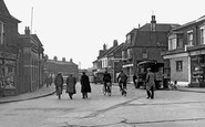 Tilbury, Dock Road 1956