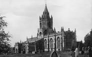 Tong, St Bartholomew's Church 1898