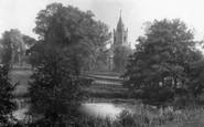 Tong, St Bartholomew's Church 1902