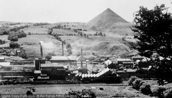 Tonyrefail, Coedely Colliery c.1955
