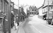 Tonyrefail, the Square c1955
