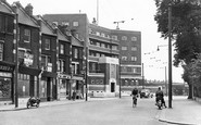 Tooting, the Police Station 1951