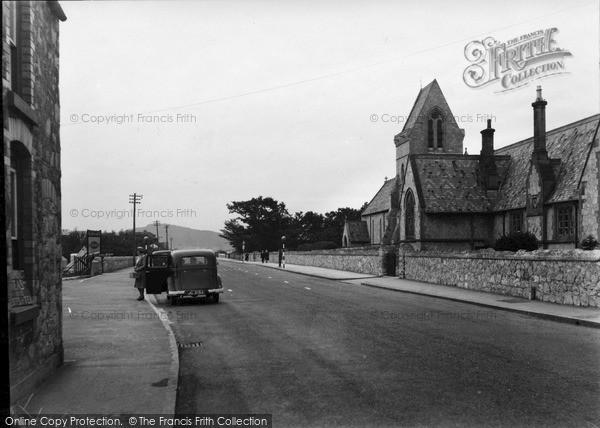 Towyn Foryd Abergele Road C 1936 Francis Frith