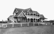 Trowbridge, County Cricket Ground Pavilion 1907