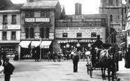 Trowbridge, Fore Street 1900