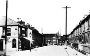 Trowbridge, Gloucester Road c.1920