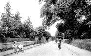 Trowbridge, Hilperton Road 1907