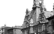 Trowbridge, Town Hall 1907