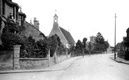 Trowbridge, Wingfield Road 1907