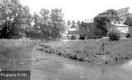 Turvey, the Mill c1955