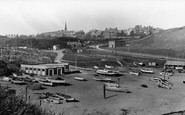 Photo of Tynemouth, the Beach c1955