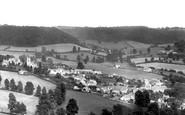 Uley, From Uley Bury 1900