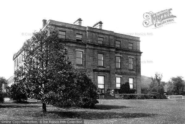 Upleatham, Upleatham Hall c.1885