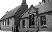 Uttoxeter, Alleyne's Grammar School c.1955