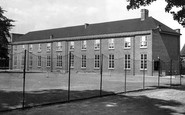 Uttoxeter, Girls High School c.1955
