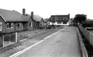 Uttoxeter, Greenfield Drive c.1965