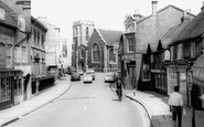 Uxbridge, Windsor Street c1965