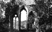 Example photo of Valle Crucis Abbey