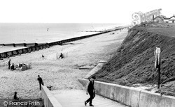 Walcott, Ostend Beach c1965