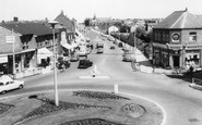 Wallasey, Village, looking towards Harrison Drive c1965