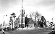 Wallington, Christchurch c1965