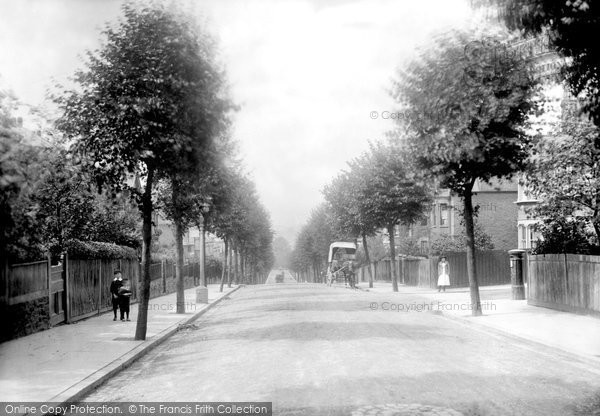 Walthamstow, Upper Walthamstow Road 1906