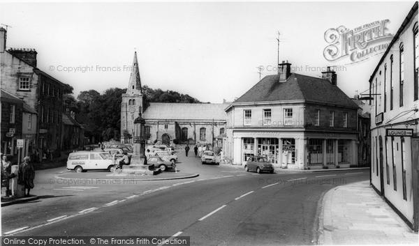 Warkworth, Church Of St Lawrence c.1965