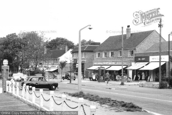 Photo of Warlingham, Hamsey Green c1960