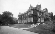 Warnham, Warnham Court south east 1924