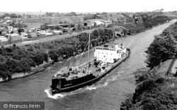 Warrington, Manchester Ship Canal c1965