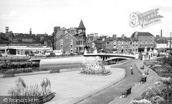 Warrington, Marshall Gardens c1960