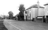 Waterbeach, Denny End Road c.1955