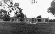 Waterbeach, Primary School c.1955