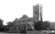 Photo of Waterbeach, St John's Church c1955