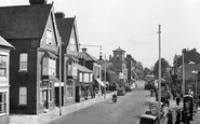 Waterlooville, London Road c1955