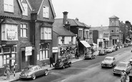 Waterlooville, London Road c1960