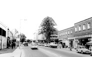 Waterlooville, London Road c1965