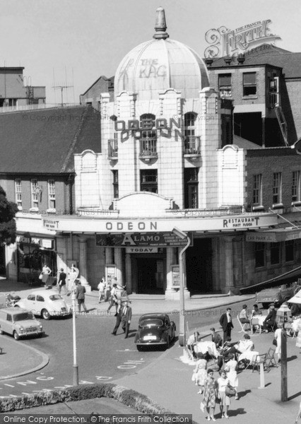 Photo of Photo of Watford, The Odeon Cinema 1961
