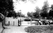 Watford, the Pond 1906