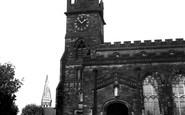 Wednesbury, St Bartholomew's Church c1965
