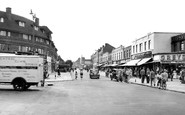 Welling, Bellegrove Road 1950