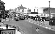 Welling, Bellegrove Road 1955