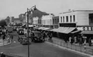 Welling, Bellegrove Road 1955