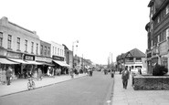 Welling, Bellegrove Road c.1950