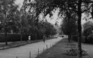 Welling, Danson Park c.1955